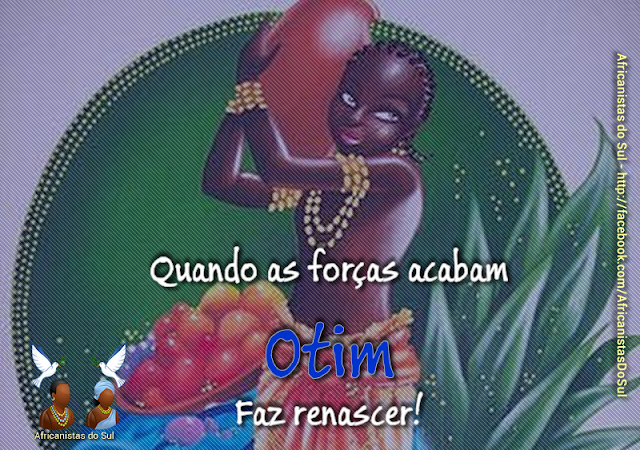 Oração à Odé e Otim - Charles Corrêa D' Oxum