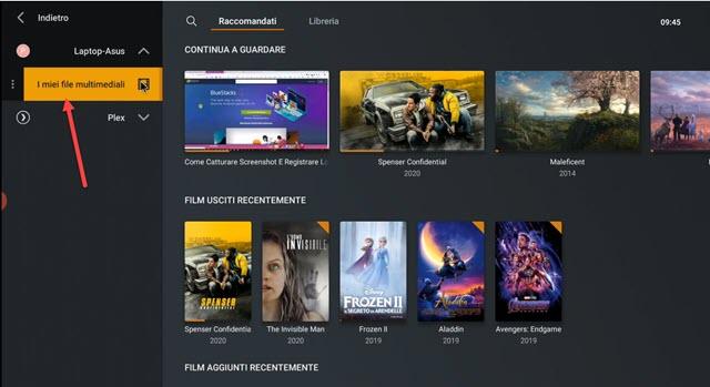 plex su tv box android