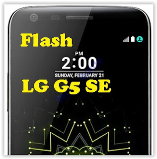 flash LG G5 SE