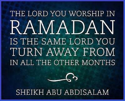 ramadan quotes sayings in english
