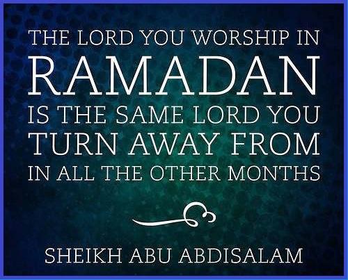 Ramadan Life Quotes