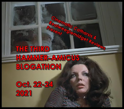 The Hammer-Amicus Blogathon- Tales from the Crypt