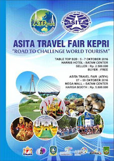 Asita Travel Fair KEPRI