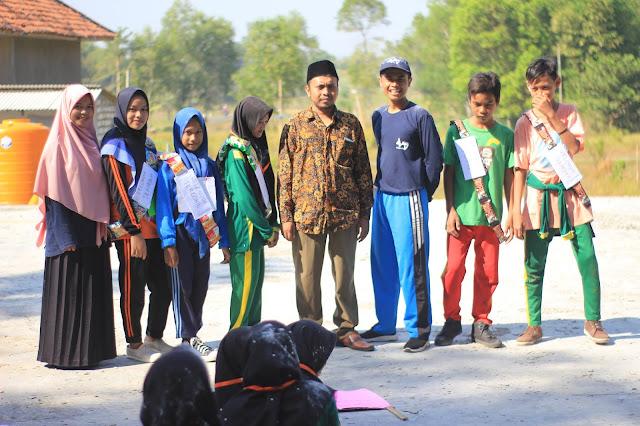 MATSAMA (Masa Ta'aruf Siswa Madrasah) Mts dan MA Nurul Cholil 3 Batangan, Tanah Merah, Bangkalan Hari Ke - 3