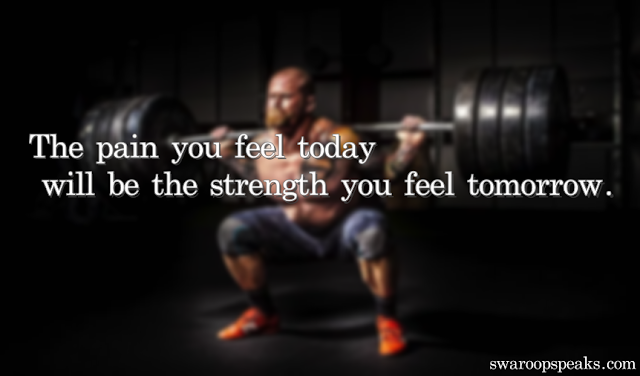 Pain is necessary to increase strength -Best Motivational Quotes