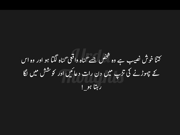 10+ Best and Awesome Quotes in Urdu