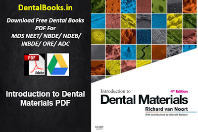Introduction to Dental Materials PDF