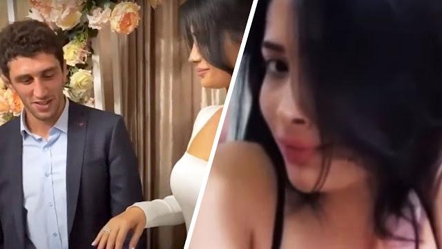 СМИ: Чемпион мира Зарбек Сидаков выгнал свою невесту прямо со свадьбы