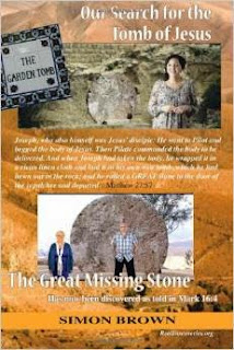 Our Search for the Tomb of Jesus BOOK. By Simon Brown.