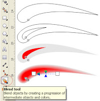 Brush Stroke CorelDraw