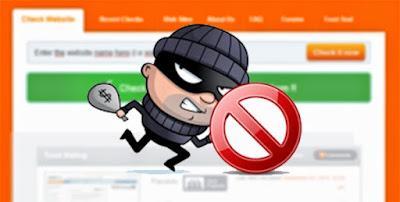 موقع لمعرفة المواقع الربحية النصابة والغير نصابة