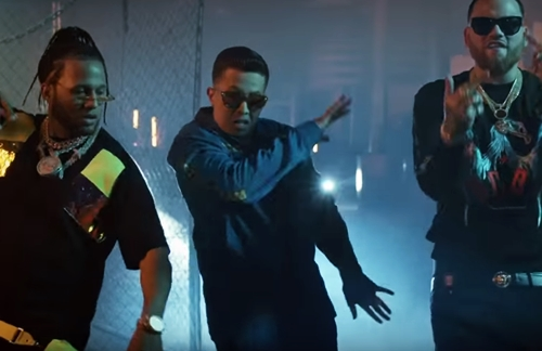 Feka | De La Ghetto & El Alfa & Miky Woodz Lyrics