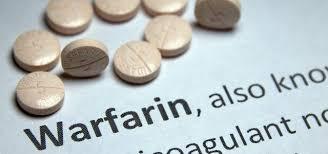 أقراص وارفارين Warfarin  لعلاج تخثر الدم