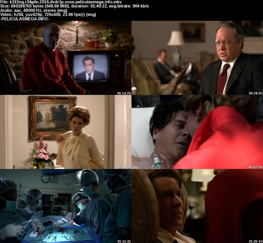 Descargar Killing Reagan Subtitulado por MEGA.