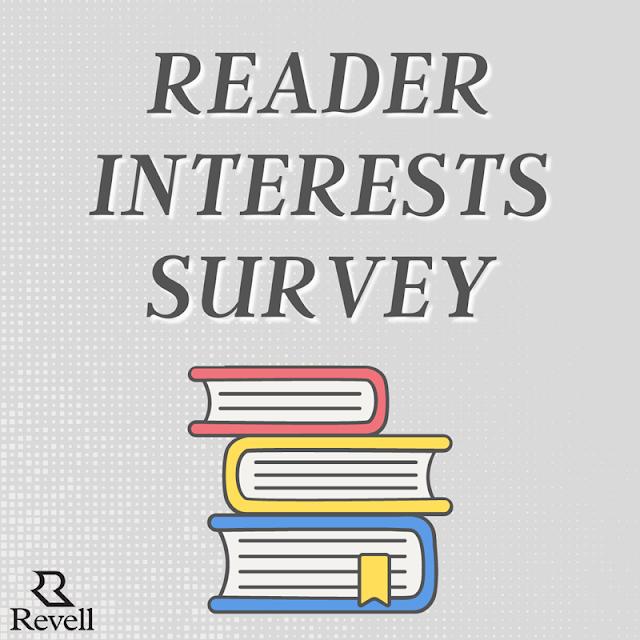 Reader Interest Survey Graphic
