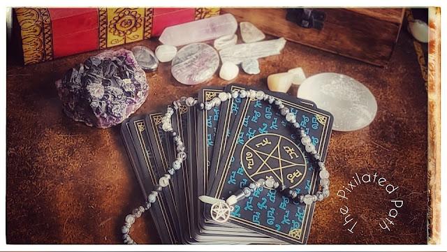 Foresight Friday Tarot reading using the Supernatural Join the Hunt Tarot