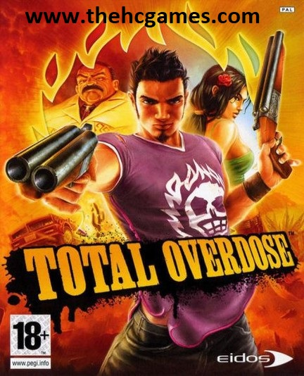 Total Overdose High Compressed Game | www.thehcgames.com