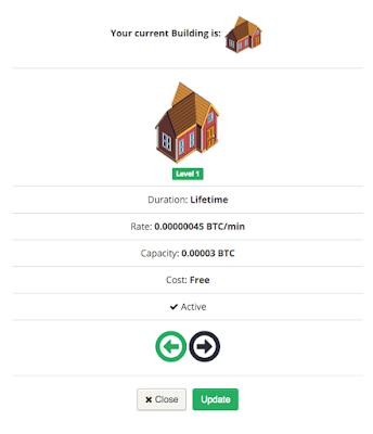 شرح كامل لربح البيتكوين من موقع Coin Generator.