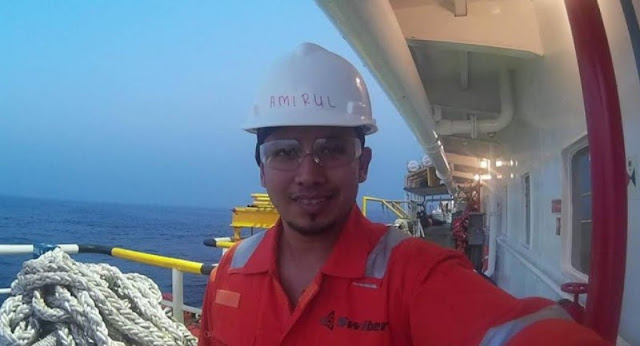"""Berbaloi Ke Kerja Offshore?"" Jawapan Engineer Ini Akan Buat Anda Termenung"