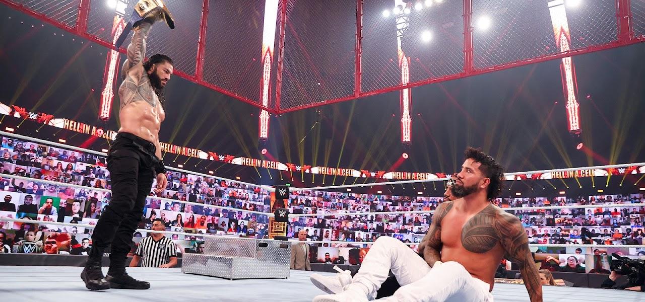 Jimmy Uso faz o seu retorno ao Friday Night SmackDown