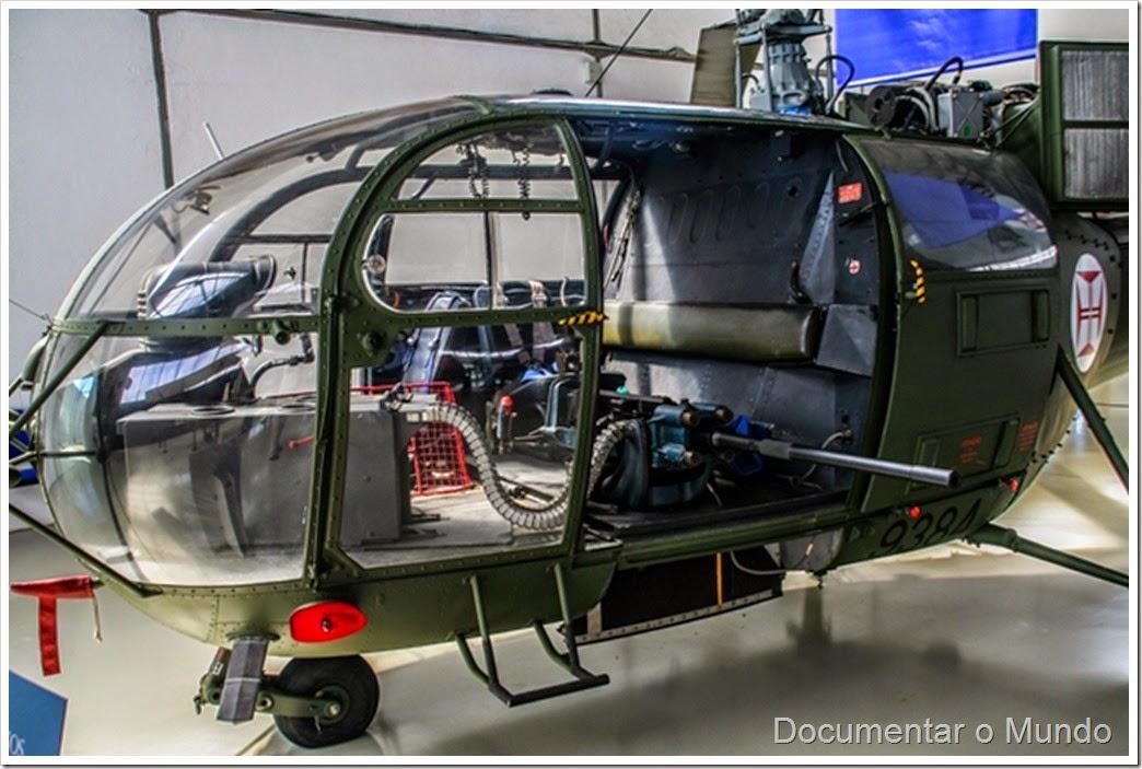 Sudaviation SE 3160 Alouette III; Museu do Ar; Base Aérea Nº 1; museu aeronáutico; Pêro Pinheiro; Sintra