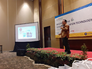 Seminar Future of Education Technology - 15 Okt 2019 - Swiss Bell Serpong