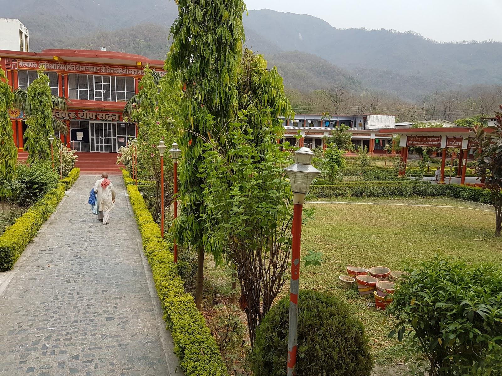 Ved Niketan - Staying in an ashram in India - Ummi Goes Where?