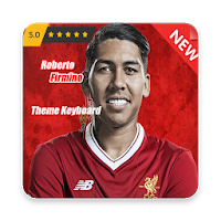 Roberto Firmino Keyboard Theme Apk free Download for Android
