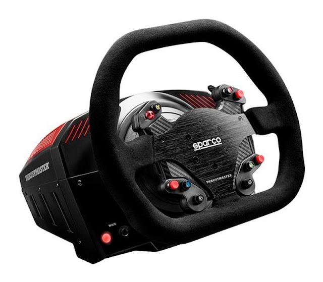 4. Thrustmaster TS-XW Racer