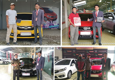 argi sales honda tegal