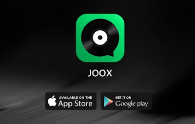 aplikasi pemutar musik Joox - masbasyir