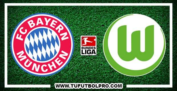 Ver Bayern Múnich vs Wolfsburgo EN VIVO Por Internet Hoy 22 de Septiembre 2017