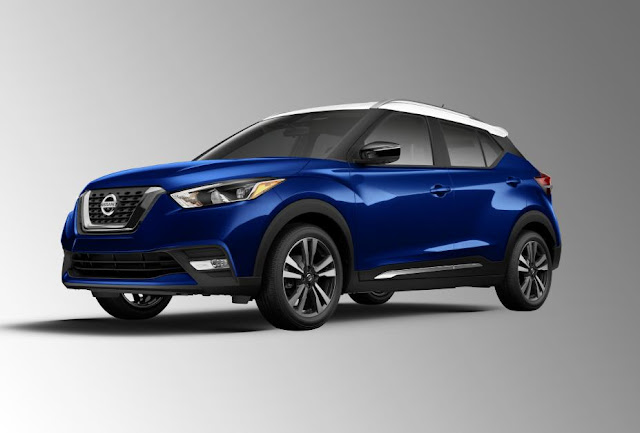 Nissan Kicks 2020 - US version Preview-928x522