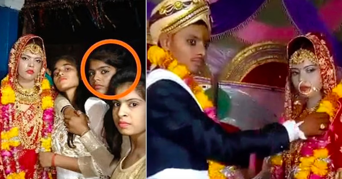 Bride In India Dies Of Heart Attack At Her Wedding And Her Sister Marries The Groom Instead As The Family Decides To Carry On With Festivities