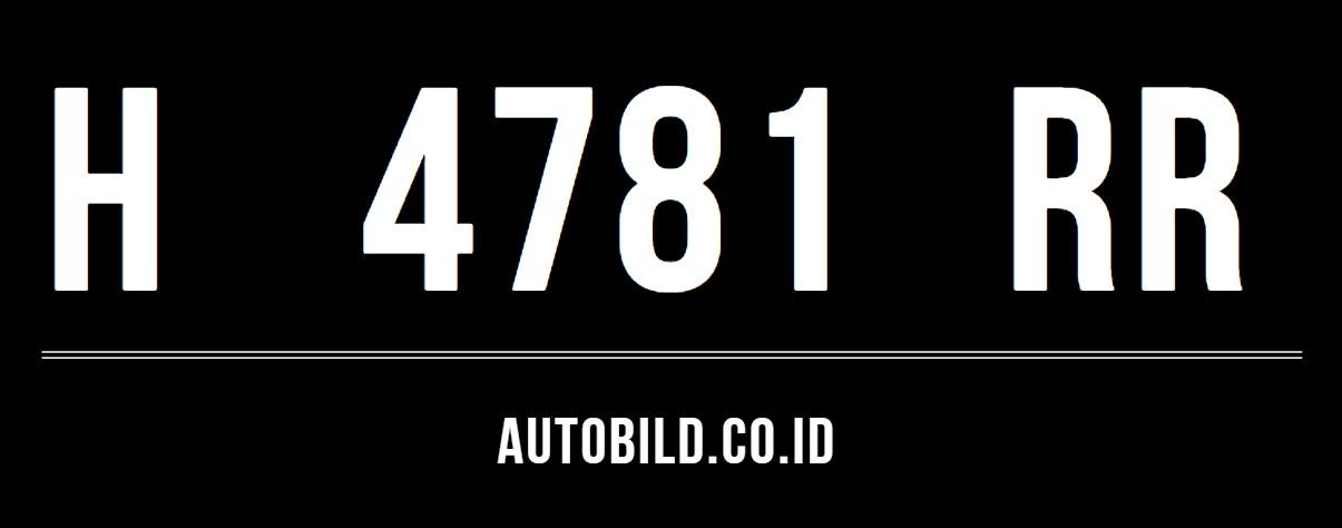Kode plat nomor Semarang