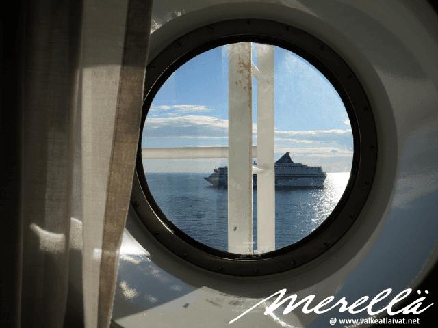 Tallink Silja Victoria Suite