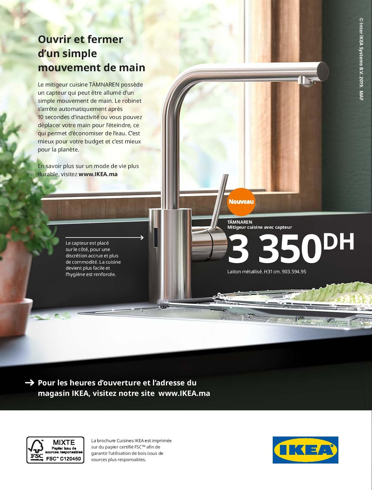 Brochure IKEA Maroc Nouvelle Année 2020
