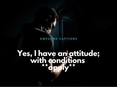 Attitude Captions