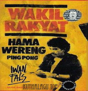 Download Lagu Iwan Fals Mp3 Album Wakil Rakyat 1987 Lengkap Full Rar