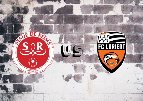 Reims vs Lorient  Resumen
