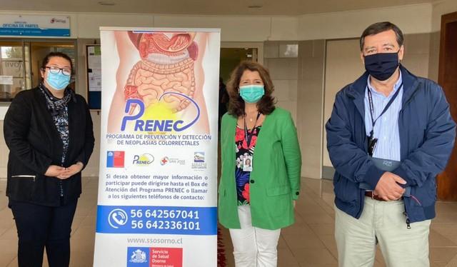 Cáncer colorrectal en la provincia de Osorno