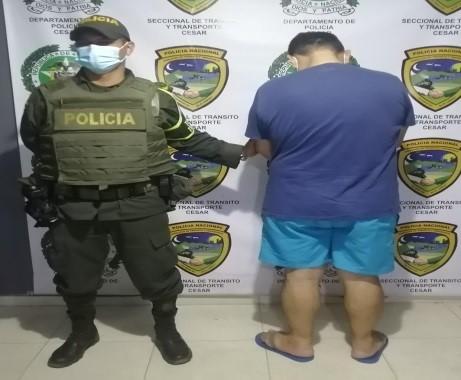 https://www.notasrosas.com/Detenido por el Delito de Homicidio, en Curumaní - Cesar