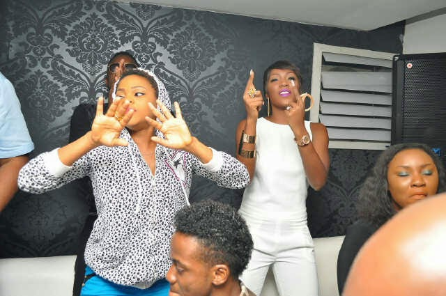 a Don Jazzy, Tiwa Savage, others @ The Place for #MTNCelebDouble rave