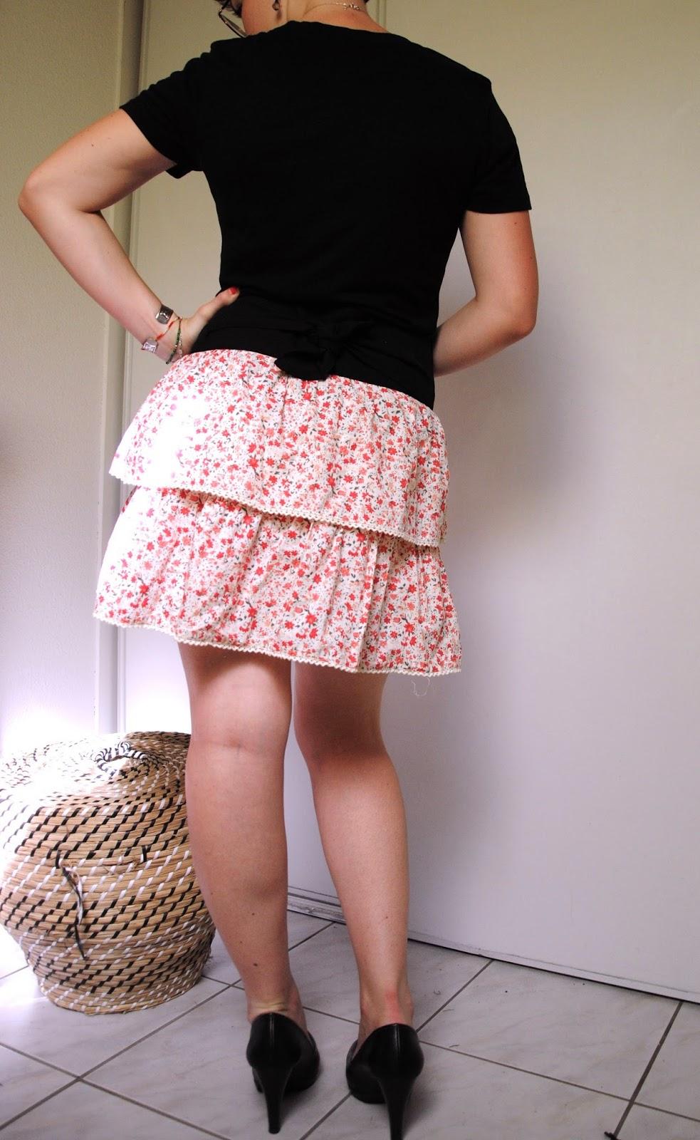 Couture jupe pour femme