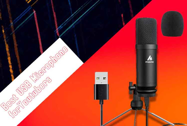 Best USB Microphone for Podcast, PC, Gaming, Recording, YouTube and Vlogging - Best USB Microphone Under 3000 Rupees - Shukra Tech