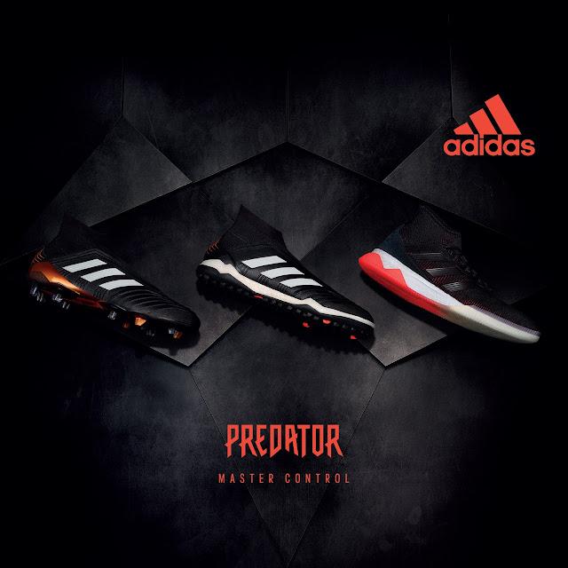adidas Football lanza el nuevo zapato Predator 18+ 360 Control