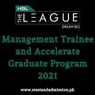 hbl the league management trainee and accelerate graduate program 2021