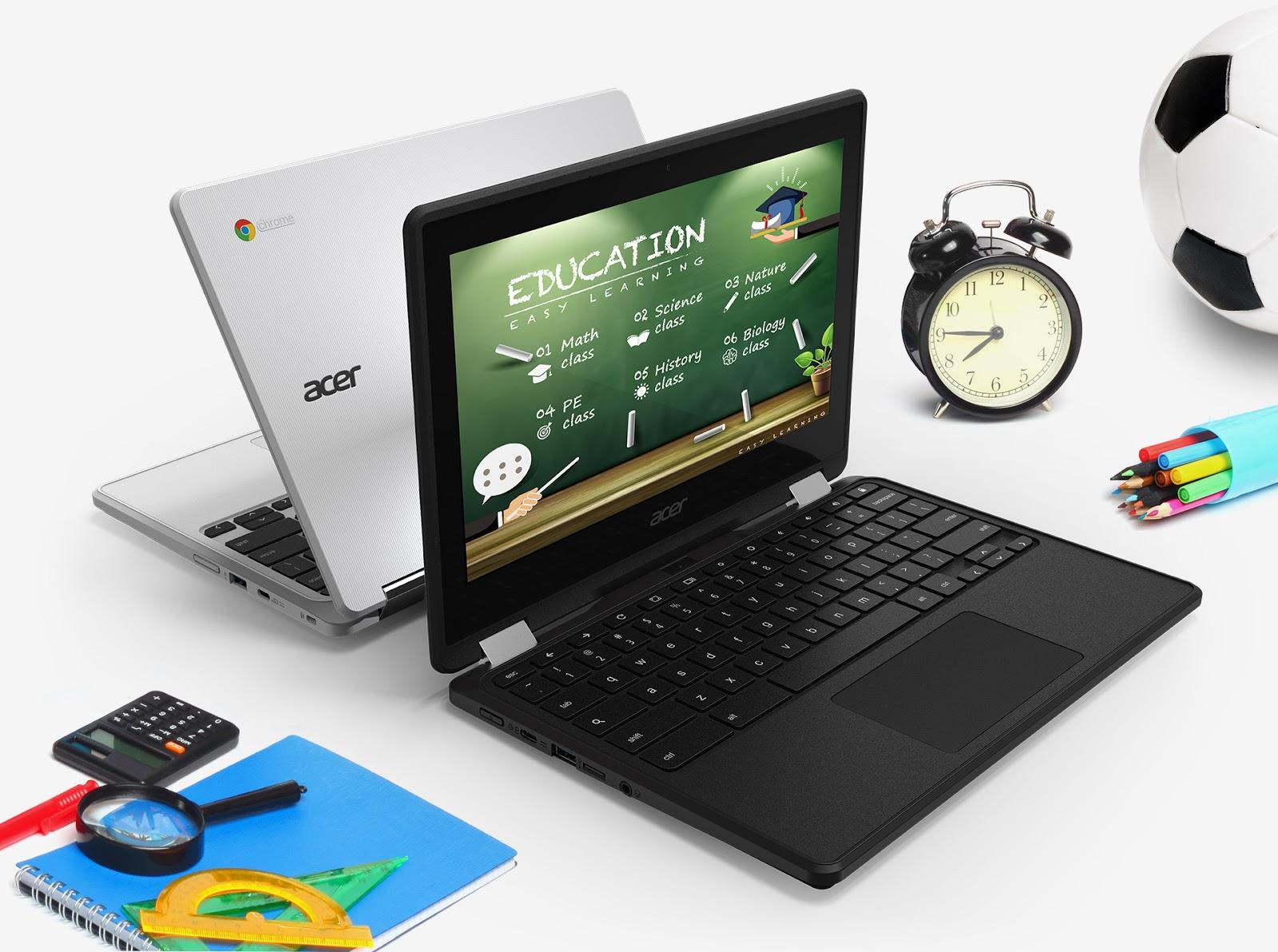 облачные технологии Google Acer Chromebook Spin 11 для