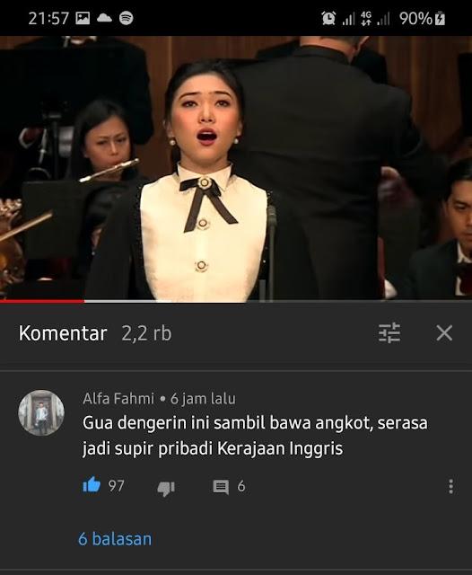 12 Komentar Lucu 'Isyana Nyanyi Lagu Mozart' Ini Kocak Banget