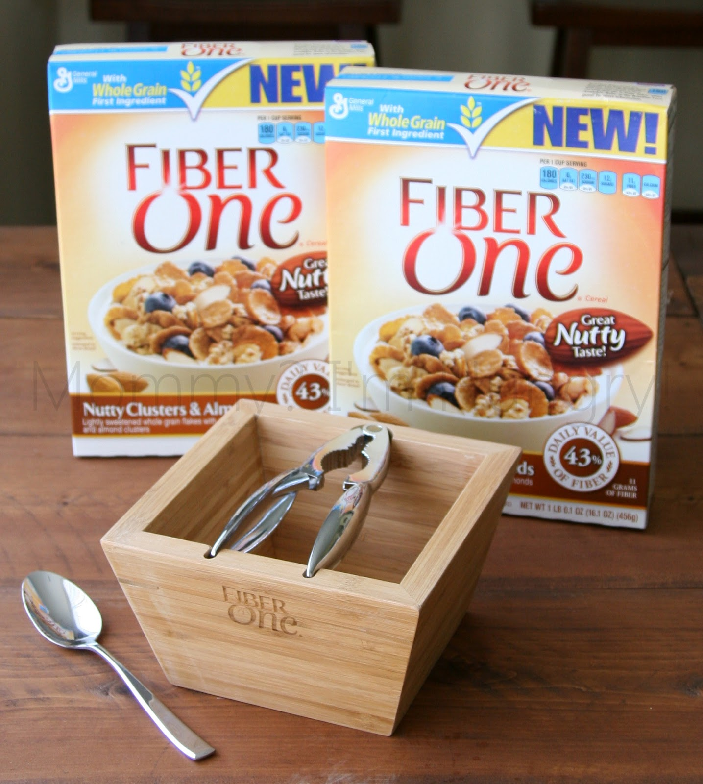 MIH Product Reviews & Giveaways: Fiber One Nutty Clusters
